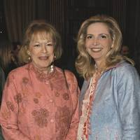 Lady Antonia Fraser and Amanda Foreman