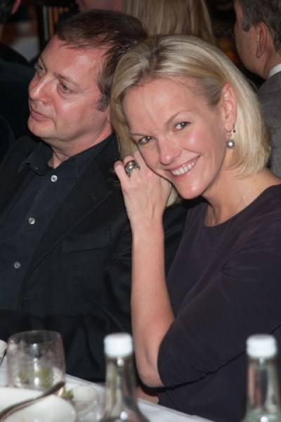 Matthew Freud and Elisabeth Murdoch