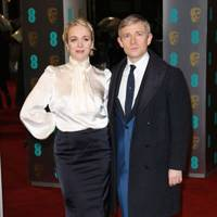 The Quantum Leap Prize for Dressing from Different Eras: Amanda Abbington and Martin Freeman