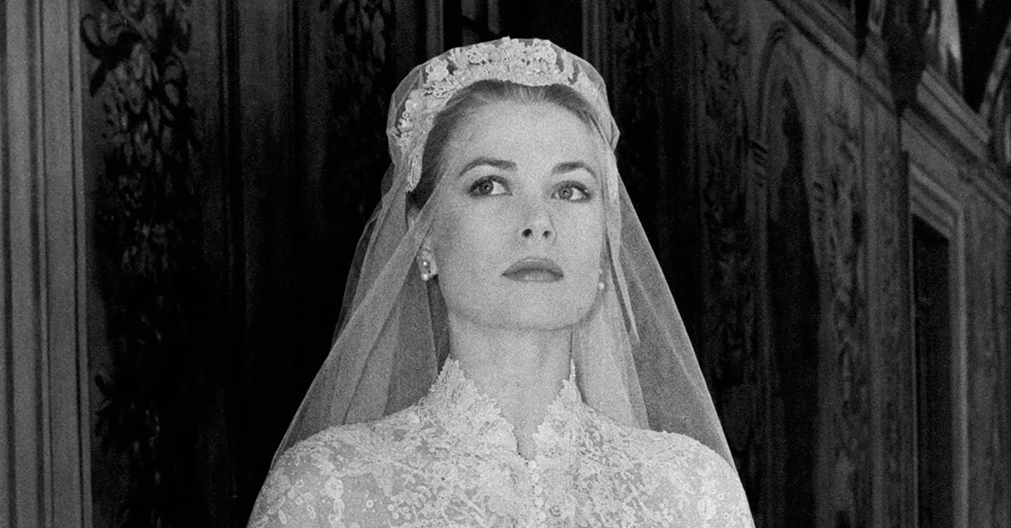 The real story of Grace Kelly's wedding dress and her lesser-known second bridal outfit