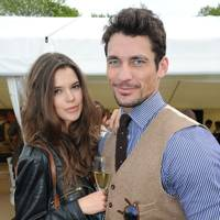 David Gandy and Sarah Ann Macklin
