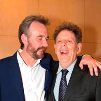 John Berry and Philip Glass