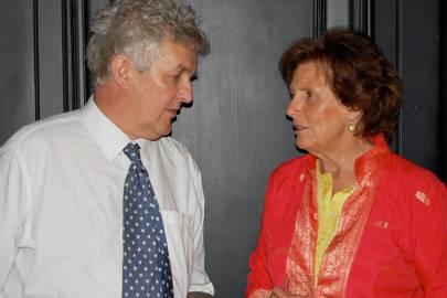 James Hughes Onslow and Lady Amabel Lindsay