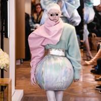 Balmain Couture S/S 19