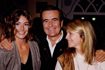 Marina Vivian-Smith, Jaime Soto and Marina Fernandez de Cordoba de Soto