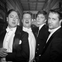 Joshua Parker, James Lake, Andrew Spicer and Andrew Earnshaw