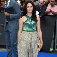 At the premiere of Prometheus, London, 2012
