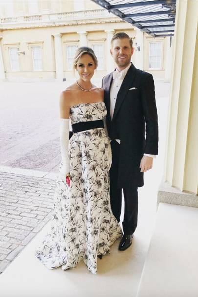 Why meeting the Queen was particularly special for Lara Trump