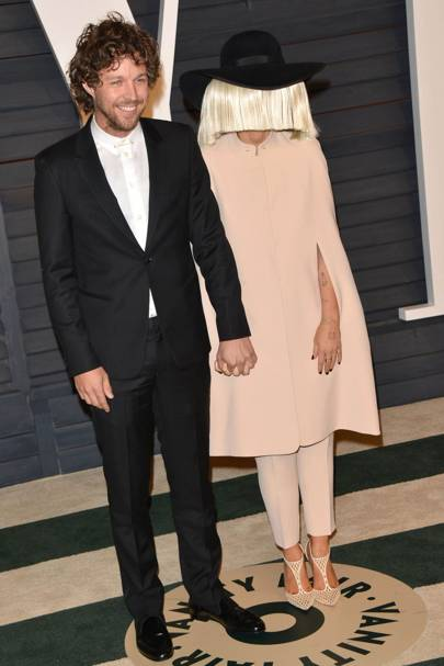 Erik Anders Lang and Sia Furler