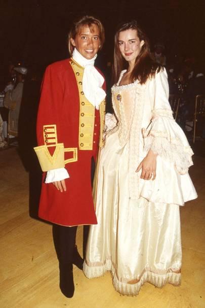 Samantha Wickens and Isabella Alexander
