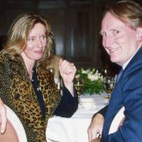 The Countess of Cowrie and Professor Richard Beard