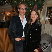 Erik Torstensson and Dame Natalie Massenet