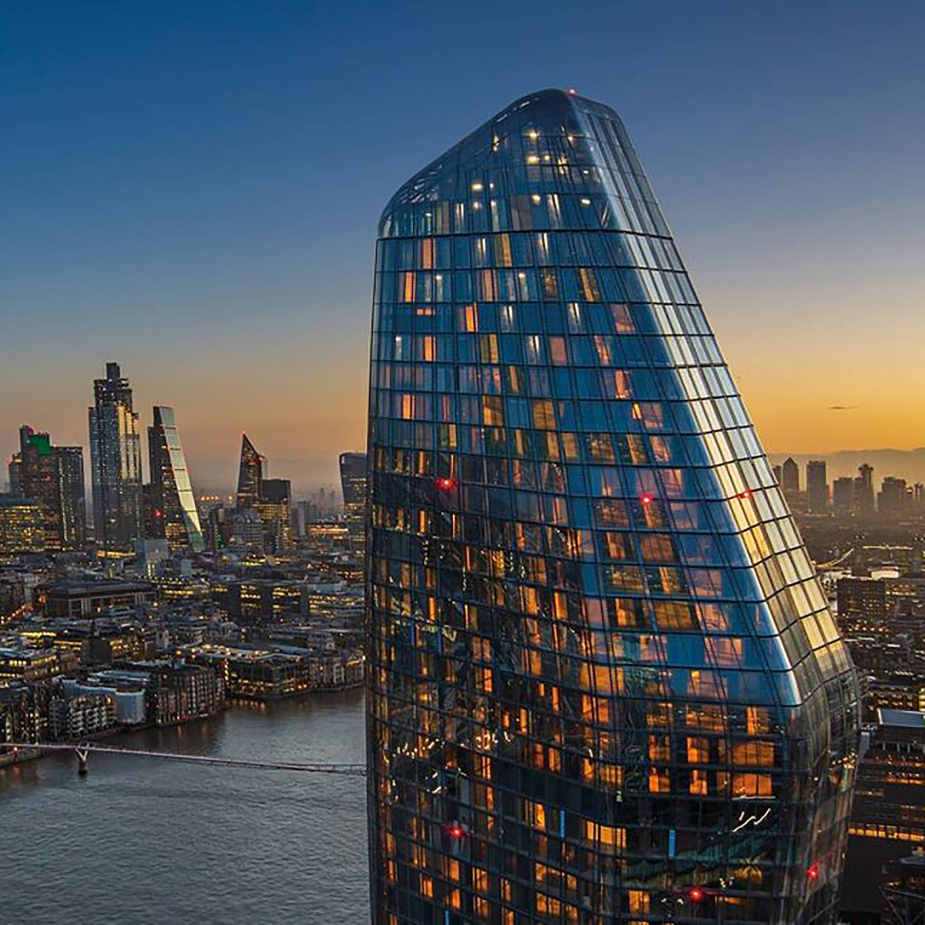 Make way for the new Millionaires' Row in less likely Blackfriars