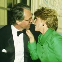 Christopher Powell-Brett and Mrs Nicholas Legh