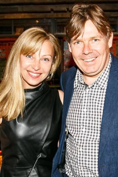 Natasha Butterwick and James Butterwick