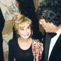 Felicity Kendal and Tom Stoppard