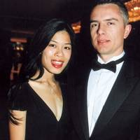 Vanessa Mae and Lionel Catelan
