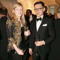 Sarah Burton and Erdem
