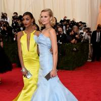 Jourdan Dunn and Toni Garrn