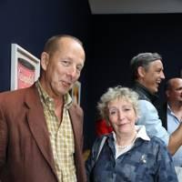 Rupert Morris and Jane Torday