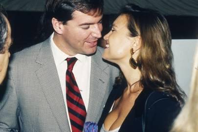 Tarik Wildman and Mrs Tarik Wildman