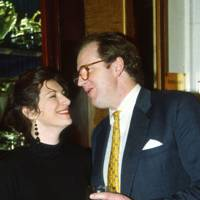 Mrs Gilmour and the Hon Christopher Gilmour