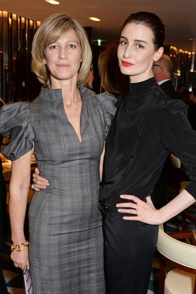Nicola Formby and Erin O'Connor