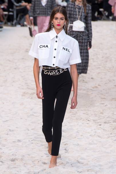 Chanel, S/S19