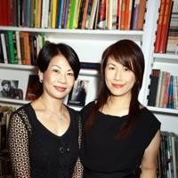 Daisy Lui and Cynthia Leung