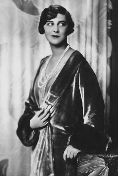 Princess Marina of Greece and Denmark (later Duchess of Kent)