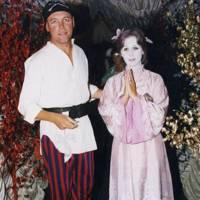 Alec Armitage and Mrs Alec Armitage