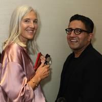 Ruth Chapman and Osman Yousefzada