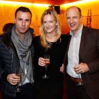 Romanos Brihi, Venetia Rudebeck and Simon Burvill