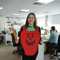 Caroline Leaper as Scary Berry