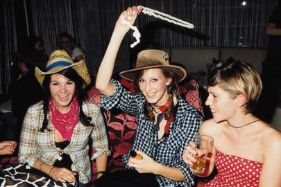Victoria Moir, Clare Bullock and Genevieve Helme