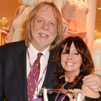Rick Wakeman and Vicki Michelle