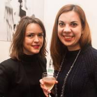 Kate Jones and Sarah Porter