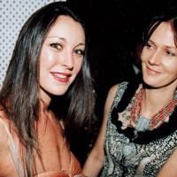Tamara Mellon and Mrs Bryan Ferry