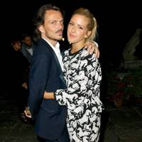 Matthew Williamson and Ellie Goulding