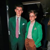 Duncan Campbell and Luke Edward Hall