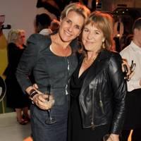 Fiona Golfar and Hannah Rothschild
