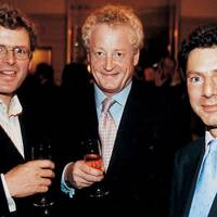 Marcus Armytage, Philip Blacker and Jonathan Heilbron