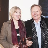 Sally Hanafan and Tony Bleakley