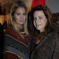 Marissa Montgomery and Francesca Versace