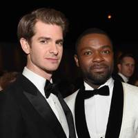 Andrew Garfield and David Oyelowo