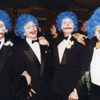 Richard Southall, Etienne de Lassus Saint Genies, George Hamilton and Mark Crosthwaite-Eyre