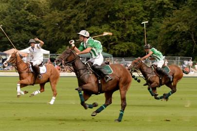 The Veuve Clicquot Gold Cup 2014 at Cowdray Park