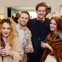 Robyn Aubrey, Theo Andrews, Tim Brenninkmeijer and Tessa Metcalfe