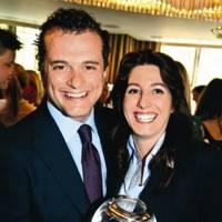 Leonardo Baiocchi and Lucia Papalini
