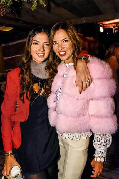 Savannah Murphy and Heather Kerzner